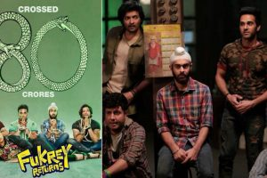 'Fukrey Returns' still going strong, mints over Rs.80 cr
