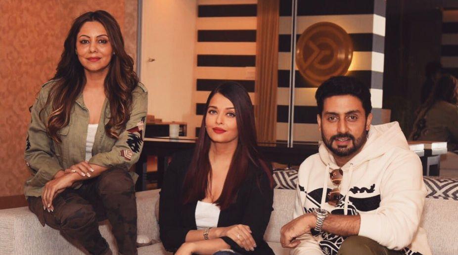 Gauri Khan, Gauri Khan Designs, Aishwarya Rai Bachchan, Abhishek Bachchan, New Year Eve