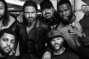 Gerard Butler will share screen with Curtis Jackson '50 cent' in his next film
