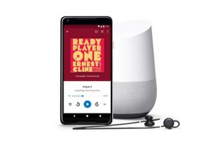 Google Play store starts selling audiobooks, available in 45 countries including India