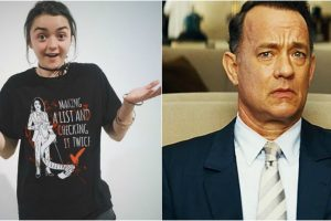 'Game of Thrones' Maisie Williams adds Tom Hanks, fans to Arya's kill list
