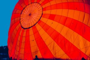One killed in Egypt hot air balloon crash