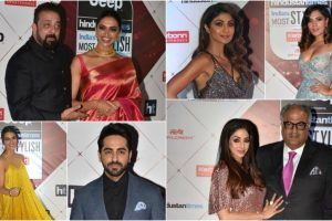 Photos: B-Town's star studded-affair at HT's Most Stylish Awards