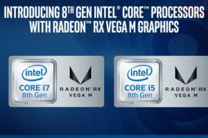 Intel introduces 8th Gen Core processors with Radeon RX Vega M Graphics at CES 2018