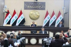 Iraqi Parliament approves May 12 as date for elections