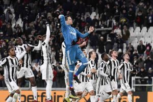 Juventus grabs final spot in Coppa Italia semis