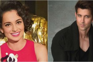 Did Kangana Ranaut just down-cry Hrithik Roshan in her interview?