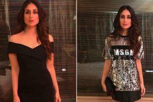 Kareena Kapoor Khan continues to give us fashion goals
