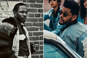 Kendrick Lamar, The Weeknd to collaborate for 'Black Panther'