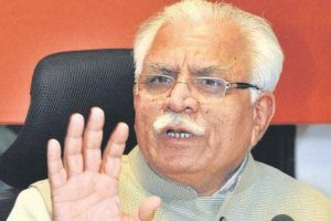 Khattar to visit Israel, UK to attract investment for state's projects