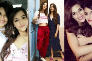 Pics: Sister Duo Kriti and Nupur rock on Instagram