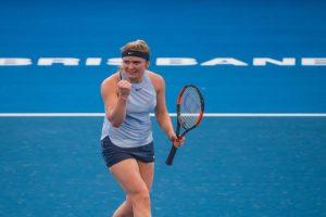 Svitolina eyes Grand Slam success