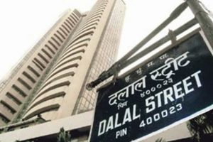Equity benchmarks fall on negative global cues