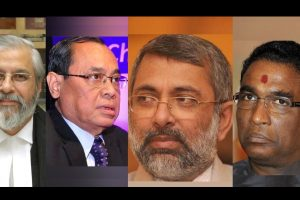 4 SC judges slam Chief Justice Dipak Misra over allocation of cases