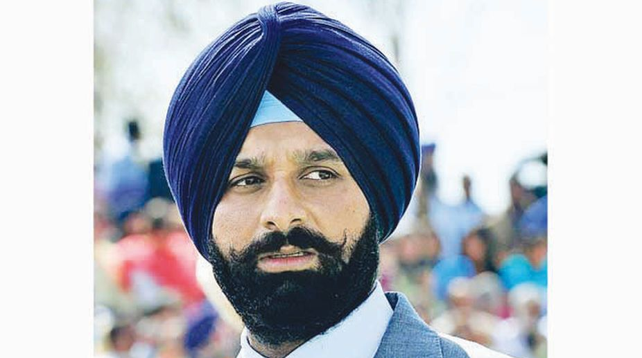 Majithia wants Sidhu, wife booked for STF report leak