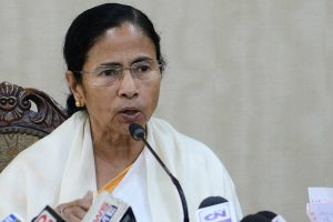 BJP slams Mamata double standards