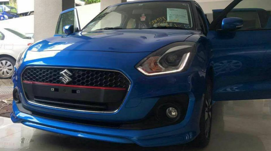 Maruti Swift 2018 To Launch At India Auto Expo Next Month