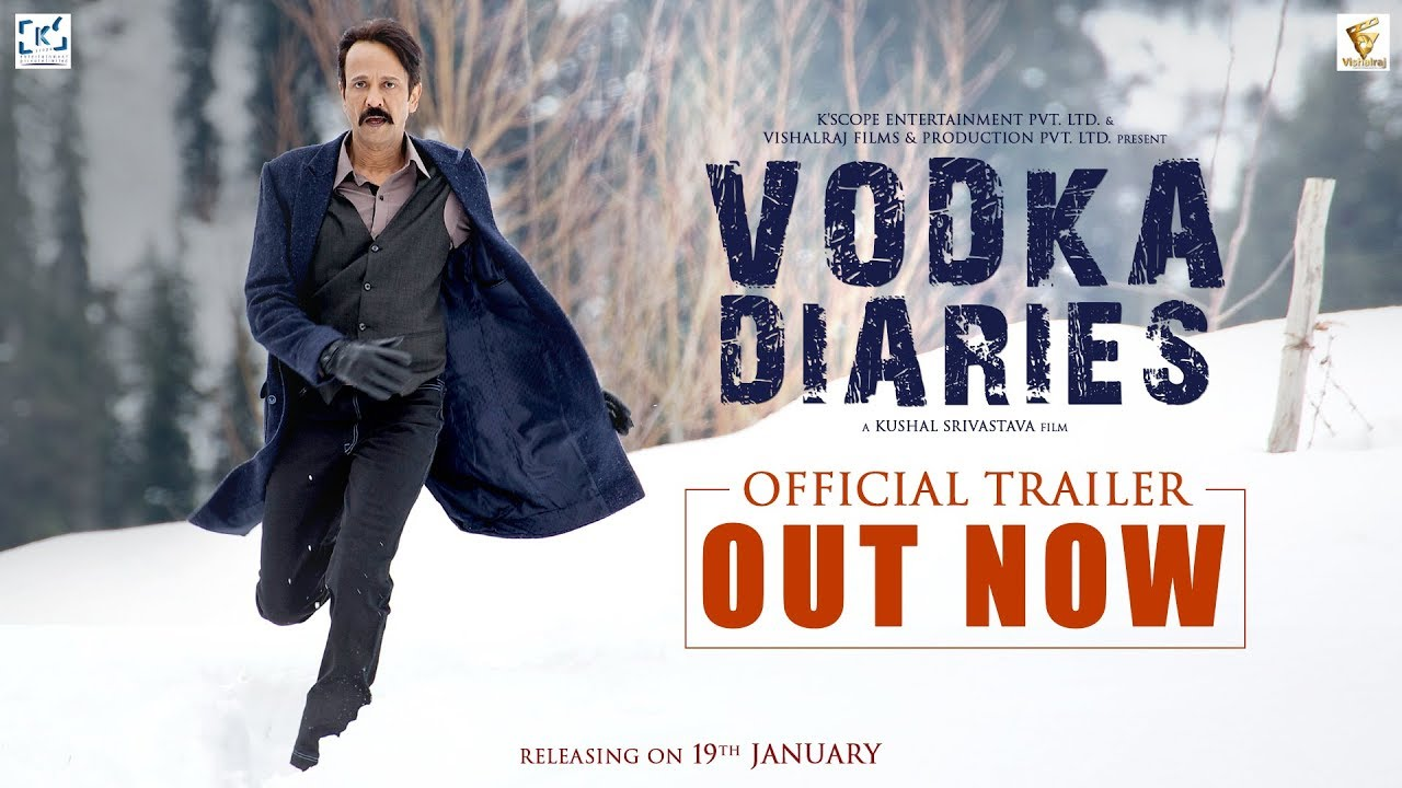 Vodka Diaries | Official Trailer | Kay Kay Menon | Raima Sen | Mandira Bedi