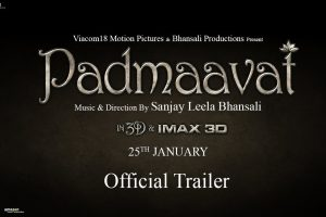 Padmaavat | Official Trailer