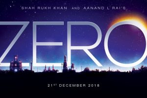 Zero | Title Announcement | Shah Rukh Khan
