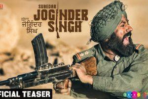 Subedar Joginder Singh – Teaser | Gippy Grewal | Indian Army | Indo China War