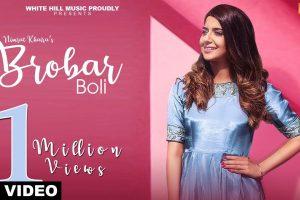 Brobar Boli (Full Song) | Nimrat Khaira | White Hill Music