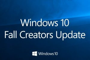 Microsoft Windows Fall Creators Update now available for all Windows 10 users worldwide