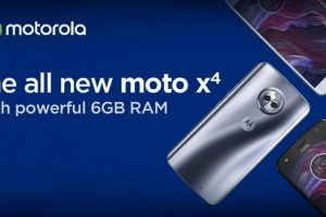 Motorola Moto X4 6GB RAM variant launched in India with free Vodafone 4G data offer