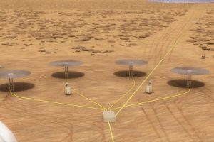 NASA's Kilopower project is small nuclear reactor to power a habitat on Mars