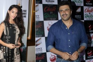 Nora's character was most difficult to audition: Samir Soni