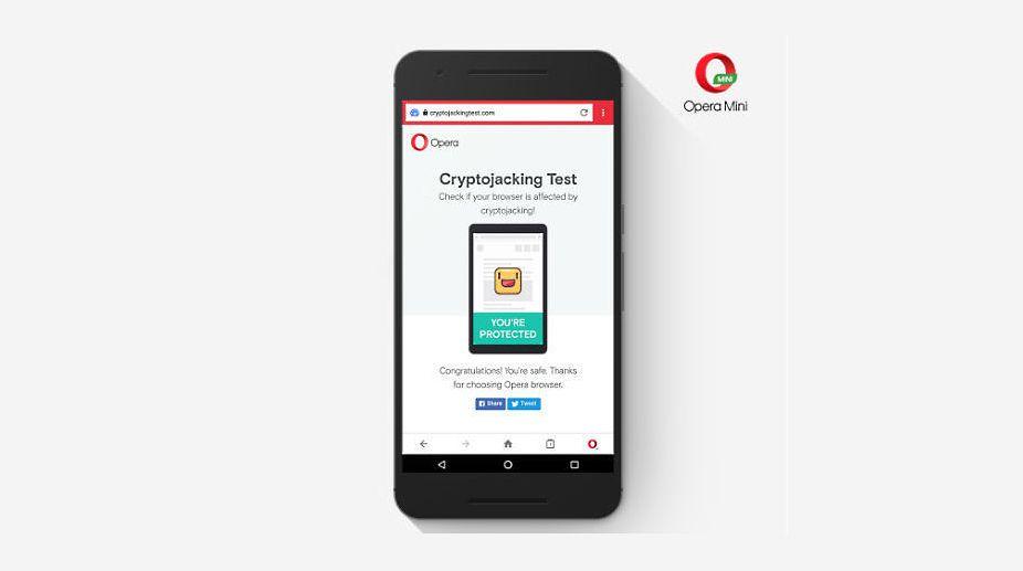 Opera adds anti-Bitcoin mining protection for its Opera Mini mobile