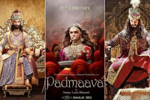 Karni Sena withdraws protest against 'Padmaavat'