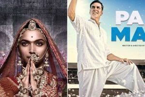 Akshay not bothered with possible clash of Padman, Padmavati