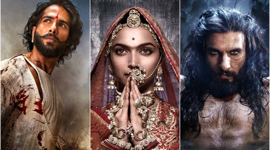 'Padmaavat' barred from Malyasia