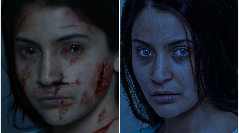 Pari, Anushka Sharma. Holi, March 2