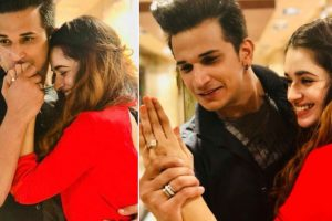 'Bigg Boss' love birds Prince Narula, Yuvika Chaudhary engaged