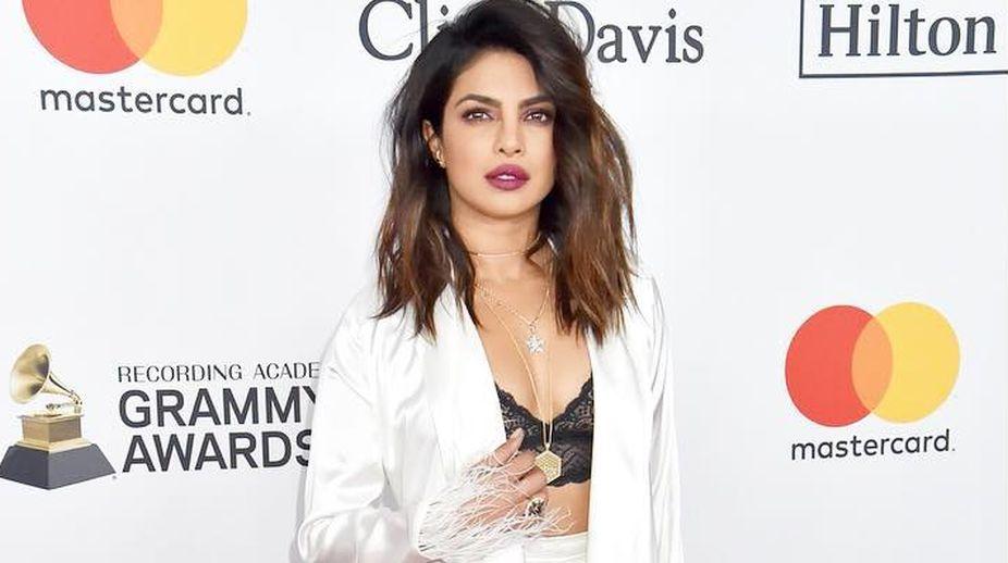 Priyanka Chopra, Quincy Jones, Pre-Grammy Gala, Grammy Awards