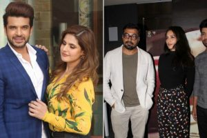 'Mukkabaaz' set to clash with '1921', actors kickstart promotions in Mumbai
