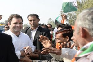 Cash crunch: Congress president Rahul Gandhi hits out at PM Modi
