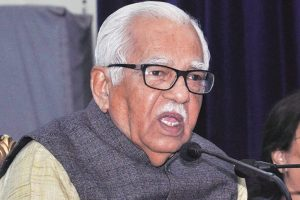 'Ram' was part of Dr Ambedkar's name: UP Governor
