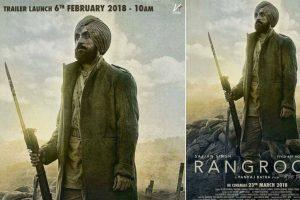 Diljit Dosanjh's 'Sajjan Singh Rangroot' to release on March 23