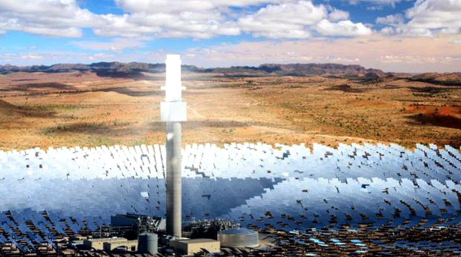 World's largest solar thermal power plant to be built in South Australia
