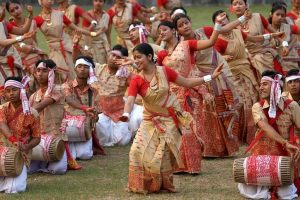 Spotlight on traditional fashion, food, music at Assam fest
