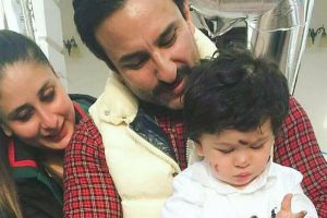 Taimur pic alert : Latest photo will drive away your mid-week blues