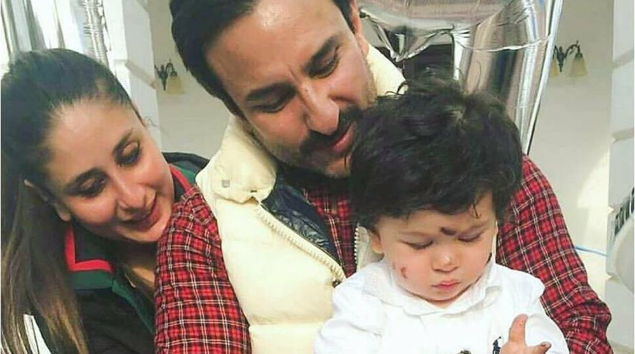 Taimur, Saif Ali Khan, Kareena Kapoor, Birthday Bash