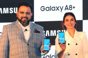 Samsung Galaxy A8+ (2018) with 6-inch Infinity Display launched for Rs. 32,990