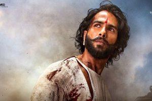 Felt like an outsider on the sets of Padmaavat, says Shahid Kapoor