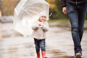 Faux fur coats, floral footwear: Fashion tips for kids