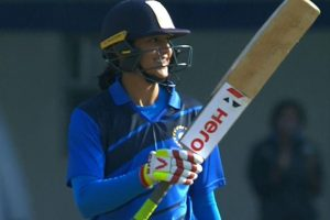 Smriti, Jhulaan star in India's 88-run win over S Africa in first ODI