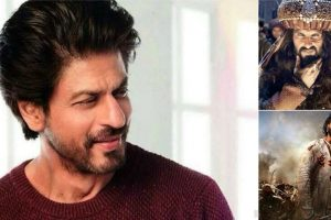 Here is why SRK refused to play lead role in Bhansali's 'Padmaavat'